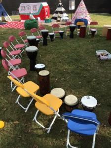 kiddie-drums