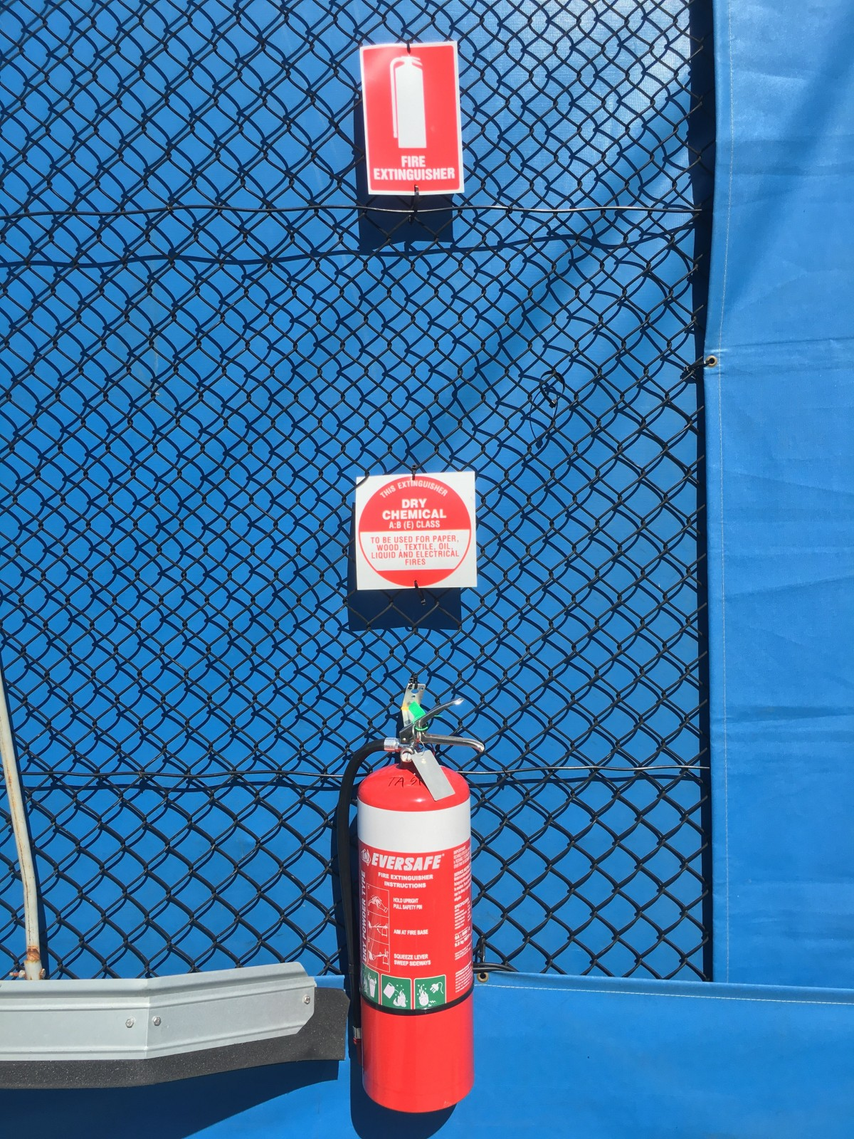 Fire Extinguisher Types and Applications