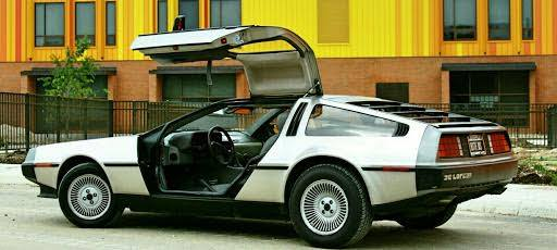 Delorean Rentals